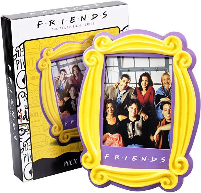 Portaretrato de la serie Friends