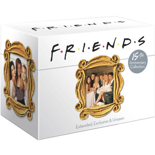 Box Set de la serie de Friends