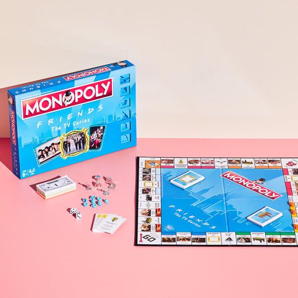 Monopoly de la serie Friends