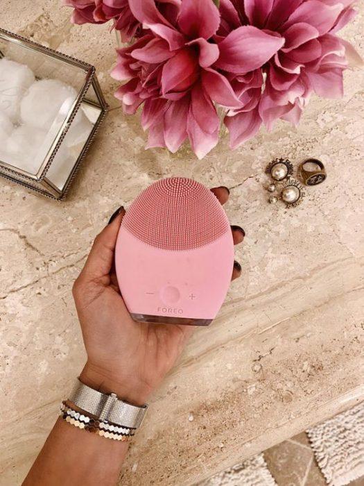 Limpiador facial de Foreo