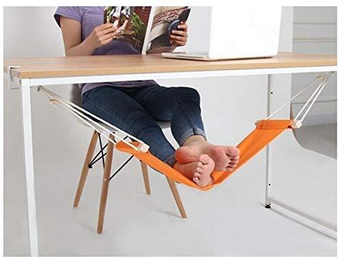 Hamaca para colocar tus pies en el escritorio de tu oficina