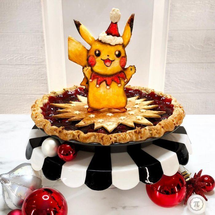 Pay creado por Jessica Leigh Clark-Bojin inspirado en Pikachu