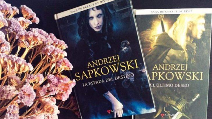 Libros de Andrzej Sapkowski, The Witcher