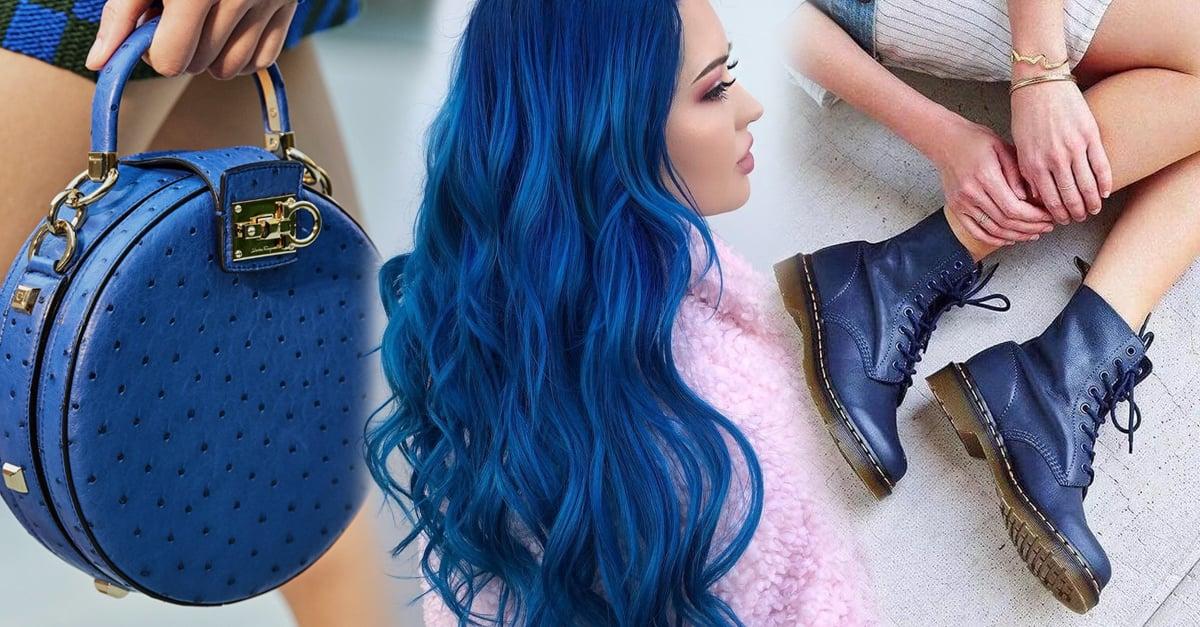 Classic blue es el color que Pantone eligió para el 2020; ¡lo puedes usar de muchas formas!