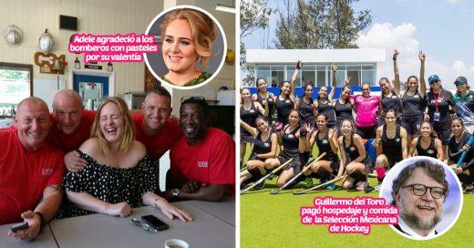 15 Celebridades que sorprendieron a sus fans con un acto de bondad
