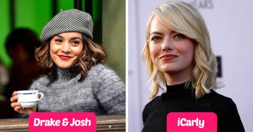 15 Celebridades que seguro no recuerdas aparecieron en Nickelodeon