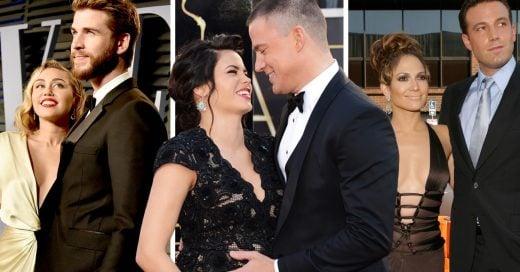 10 Actores que se enamoraron en el set de una película