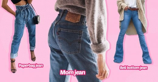 10 Tipos de jeans que necesitas en tu armario para sacarle el máximo provecho a tu imagen