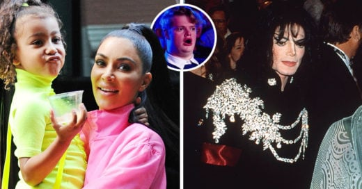 Kim Kardashian gastó millones en el regalo de North: una chaqueta de Michael Jackson