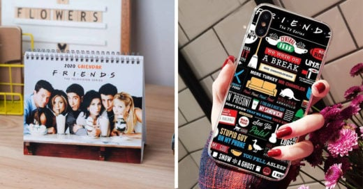 15 Regalos perfectos para un fan de 'Friends'