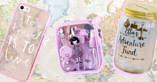 15 Regalos para las personas que aman viajar