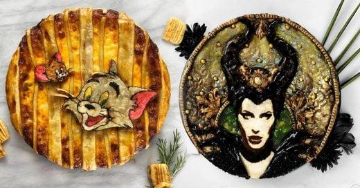 23 Tartas inspiradas en personajes de la cultura pop que son un deleite visual