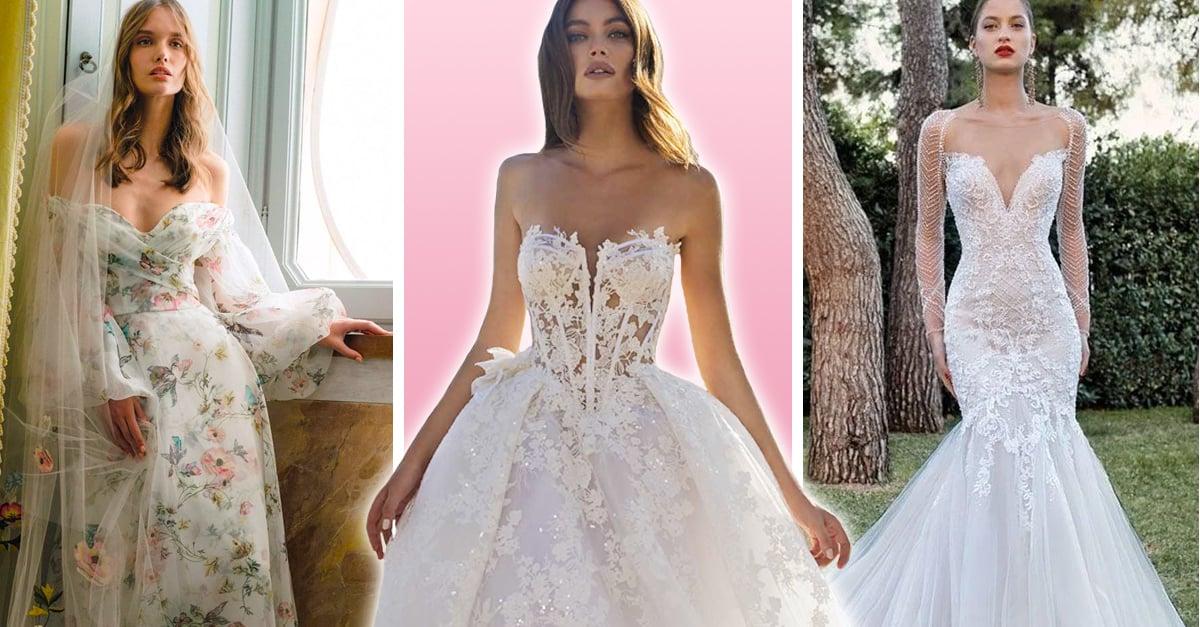 Estos son los vestidos de novia que serán los más buscados en 2020
