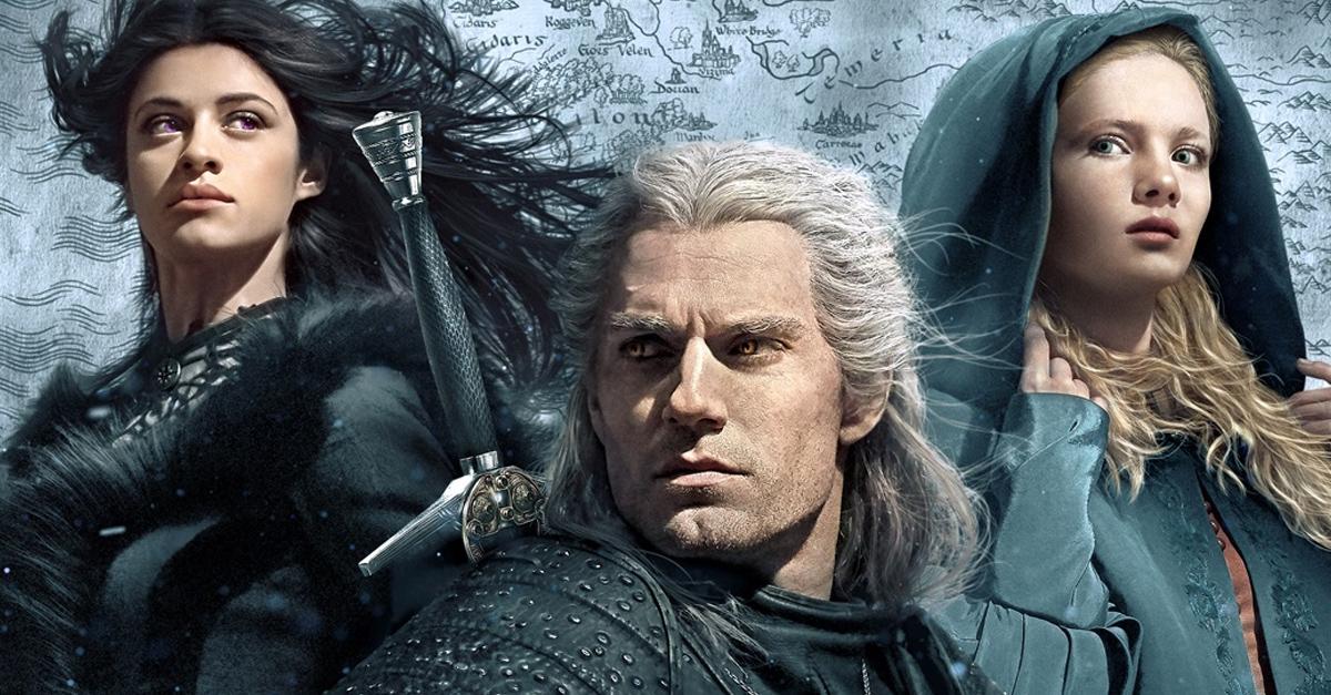 10 Indiscutibles razones por las que tienes que ver 'The Witcher'