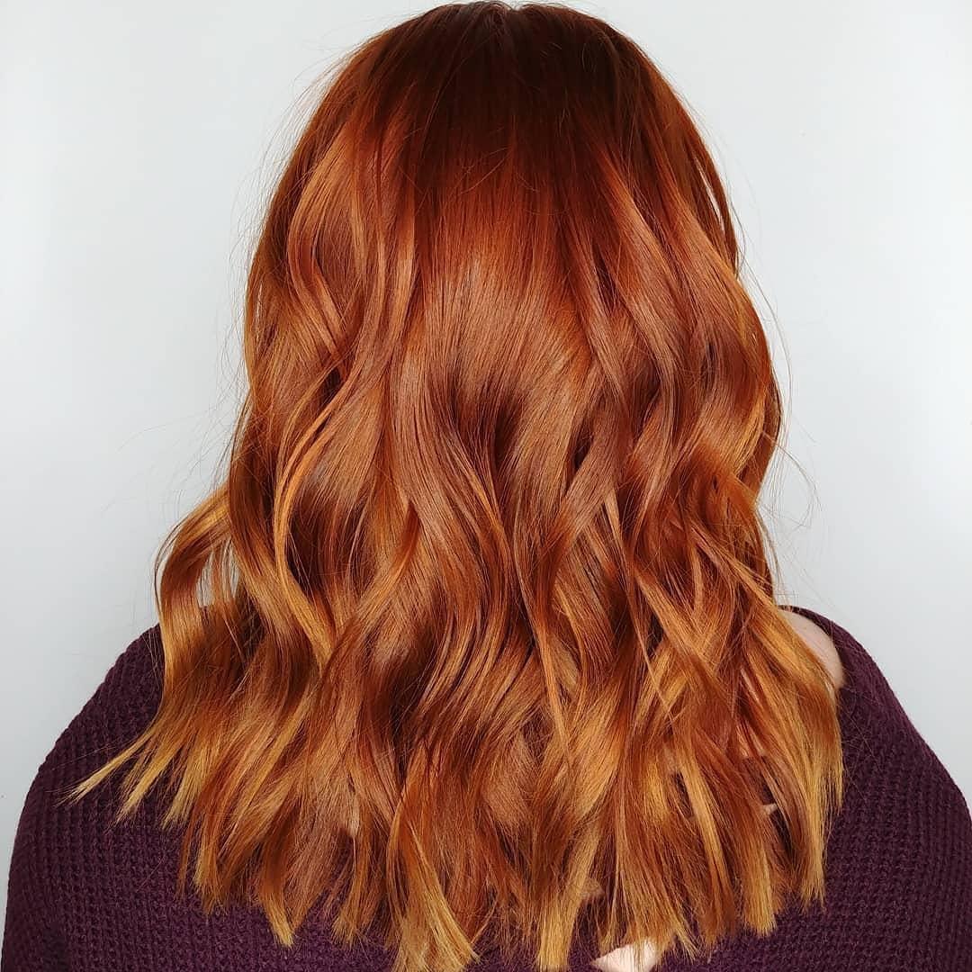 Color de pelo 2020 para piel blanca