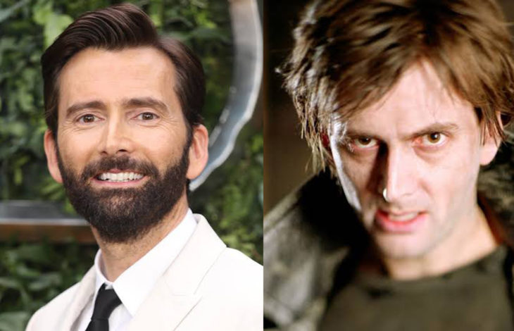 David Tennant en su papel de Barty Craush Jr