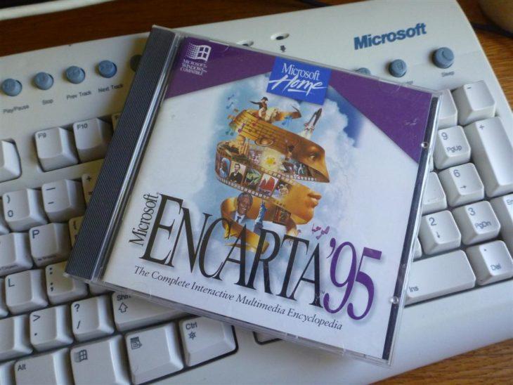 Enciclopedia digital Encarta