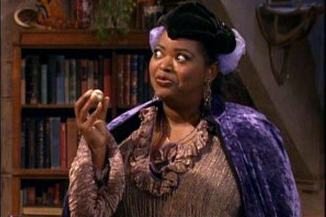 Octavia Spencer en Los hechiceros de Waverly Place