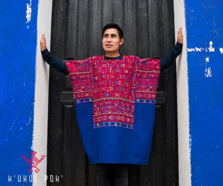 Alberto López Gómez; diseñador y tejedor indígena se va a Harvard y a la Fashion Week de Nueva York