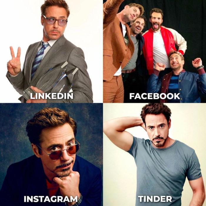 Famosos realizan el Dolly Parton Challenge; Tony Stark, Robert Downey Jr., Ironman