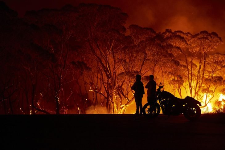 Famosos que han ayudado y donado dinero para detener los incendios en Australia