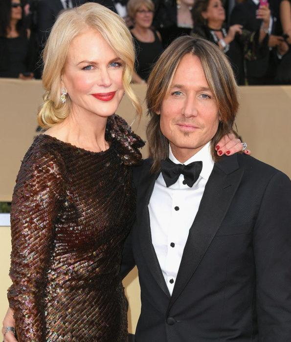 Famosos que han ayudado y donado dinero para detener los incendios en Australia; Nicole Kidman y Keith Urban