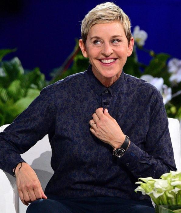 Famosos que han ayudado y donado dinero para detener los incendios en Australia; Ellen DeGeneres
