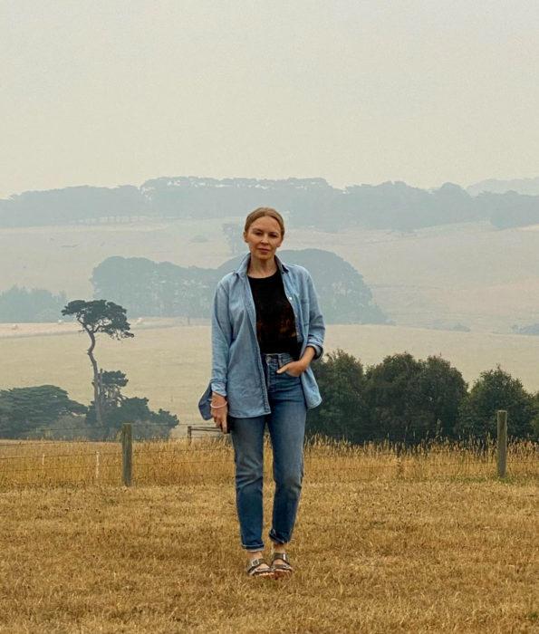 Famosos que han ayudado y donado dinero para detener los incendios en Australia; Kylie Minogue