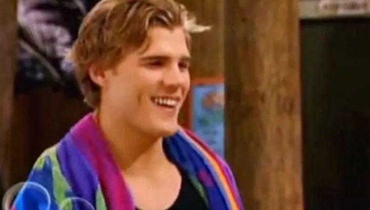 Chris Zylka Interpretó a Gabe Lamotti en Hannah Montana.