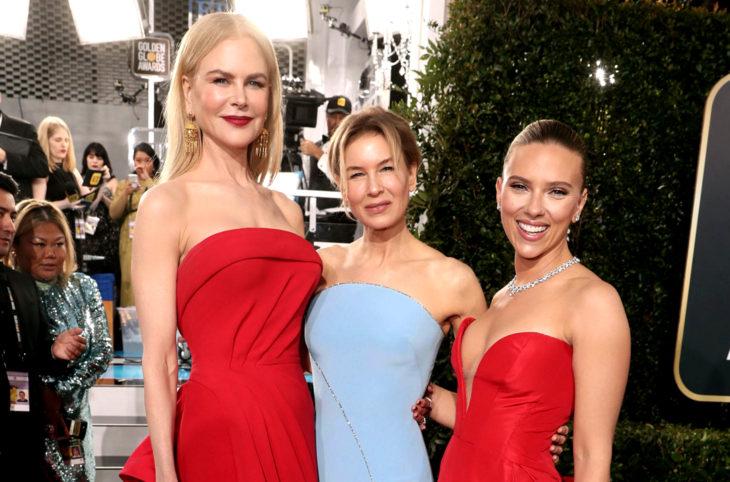 Los mejores momentos de los Golden Globes 2020; Nicole Kidman, Scarlett Johansson y Renée Zellweger