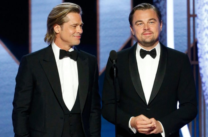 Los mejores momentos de los Golden Globes 2020; Brad Pitt y Leonardo Dicaprio