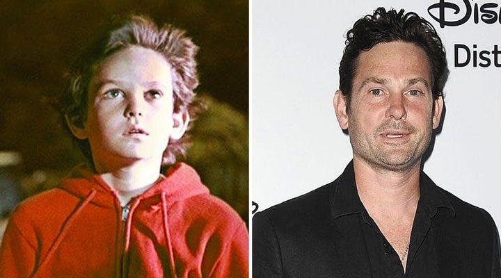 Henry Thomas antes y después