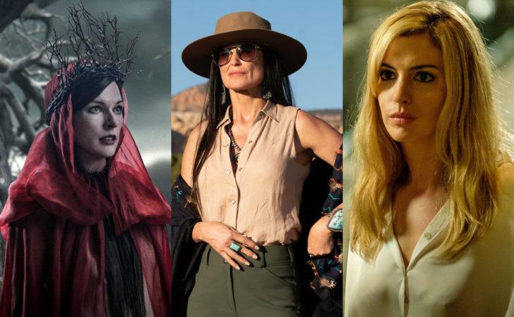 Keanu Reeves es nominado a Peor Actor en los premios Razzie por Réplicas; Milla Jovovich, Hellboy, Demi Moore, Corporate Animals, Anne Hathaway, Serenity