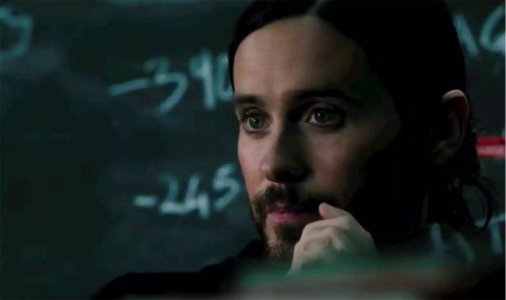 Jared Leto como Morbius para la película Morbius