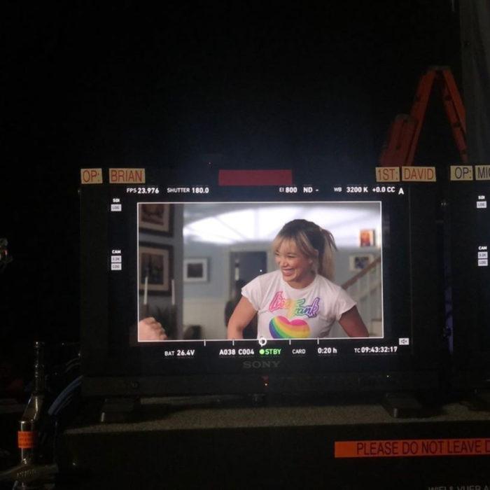 Suspenden grabaciones de nueva serie de Lizzie McGuire con Hilary Duff