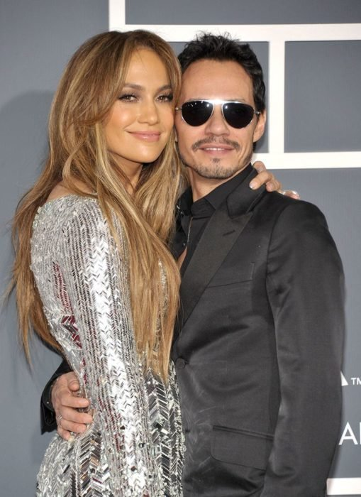 Marc Anthony y Jennifer López