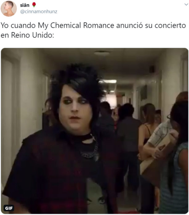 My Chemical Romance está de vuelta con un nuevo video, An Offering; emo