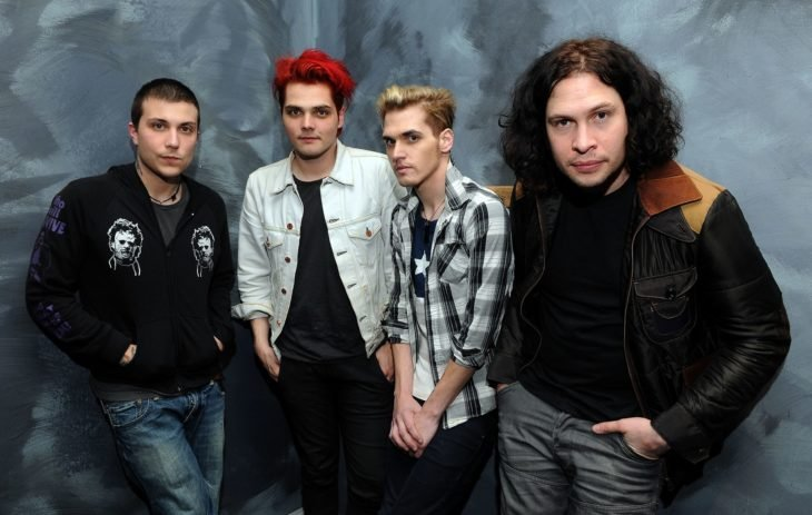 My Chemical Romance está de vuelta con un nuevo video, An Offering; Gerard Way, Frank Iero, Ray Toro y Mikey Way