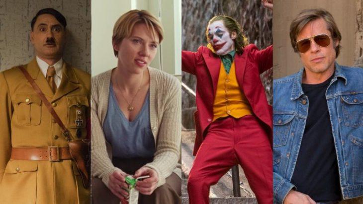 Películas nominadas a los premios Oscar 2020