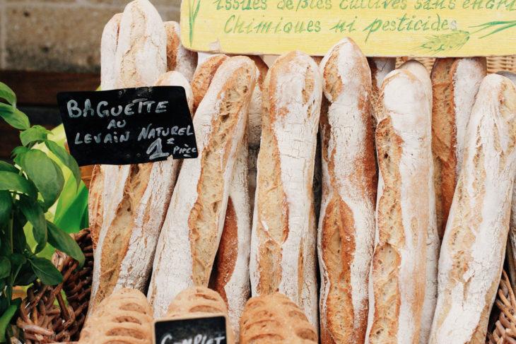 Baguette de pan