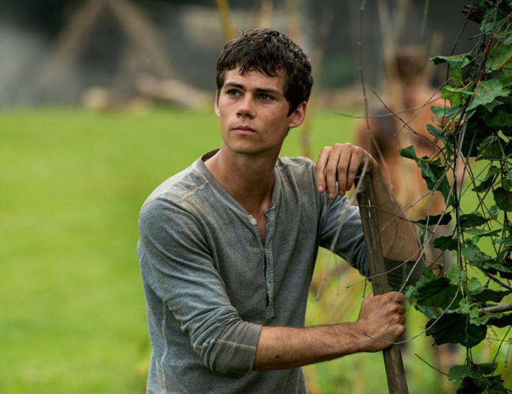 Dylan O'Brien, Thomas, Maze Runner
