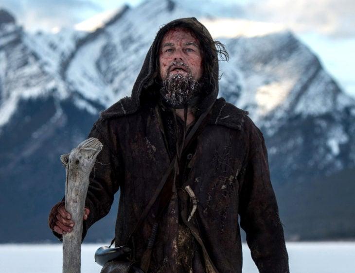 Leonardo DiCaprio, Hugh Glass en Revenant: el renacido