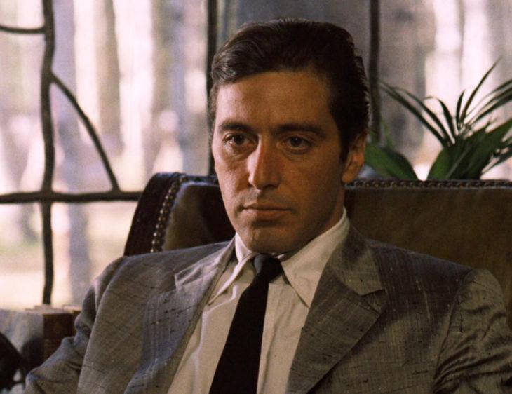 Al Pacino, Michael Corleone, El padrino
