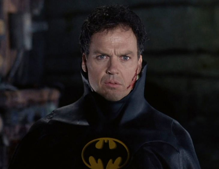 Michael Keaton, Batman