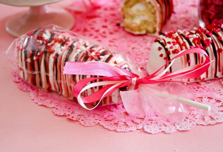 twinkie cubiertos de chocolate blanco