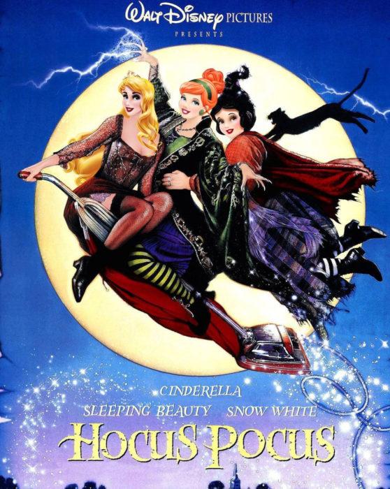 Gregory Masouras dibujó a las princesas Disney en películas y series; Hocus pocus, Aurora, Cenicienta, Blancanieves