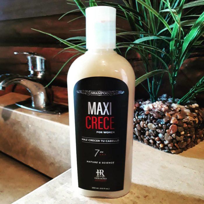 Champú anticaída marca Maxxi
