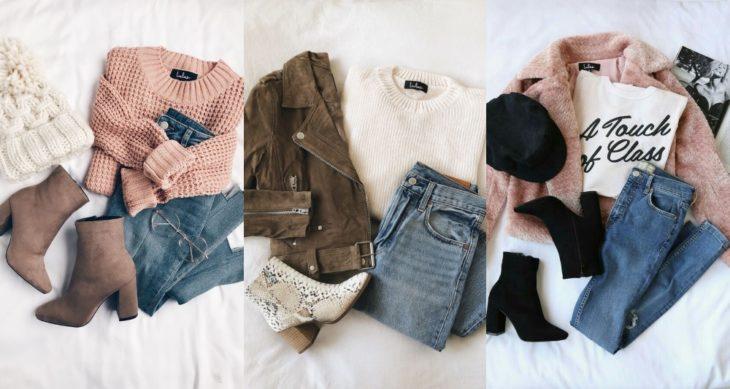 Ideas de outfits de ropa de invierno