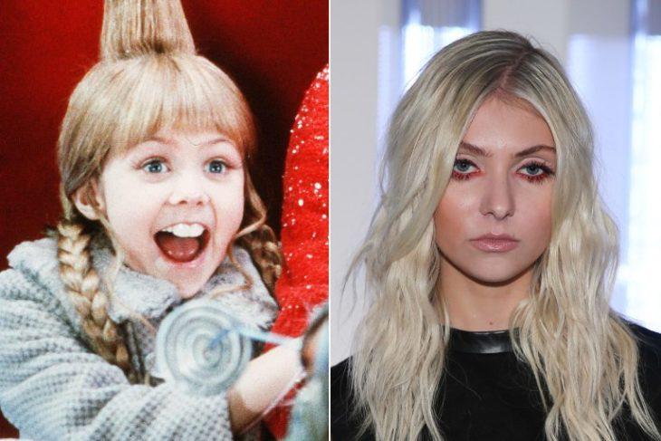 Taylor Momsen antes y después