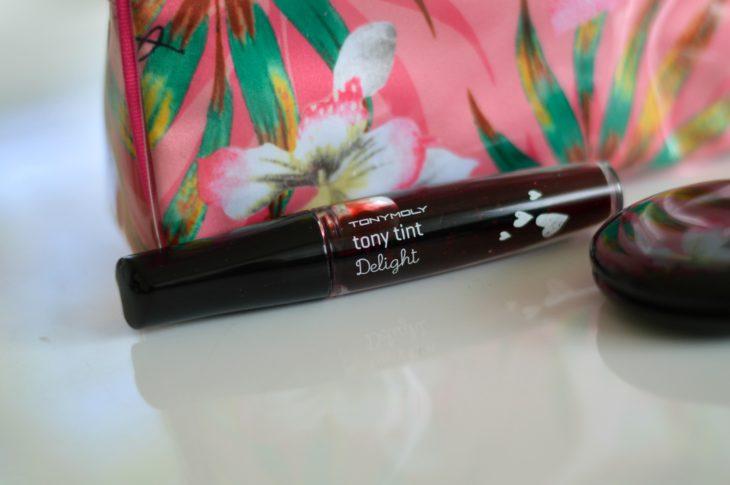 Tinta para labios delight de Tony Moly